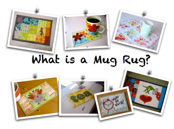What is a Mug Rug?